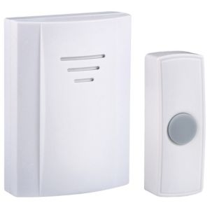 View Byron Wireless Battery Door Chime details