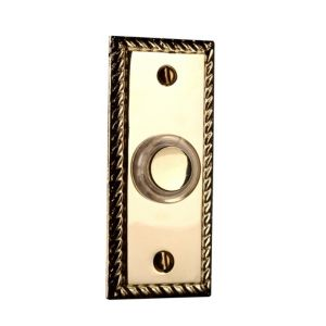 Image of Byron Brass Effect Bell Push