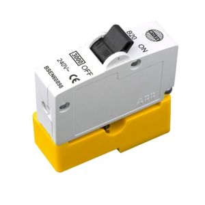 View Wylex 20A Miniature Circuit Breaker details