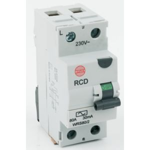 Image of Wylex 100A Residual current device (RCD)