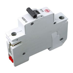 Image of Wylex 10A Miniature Circuit Breaker
