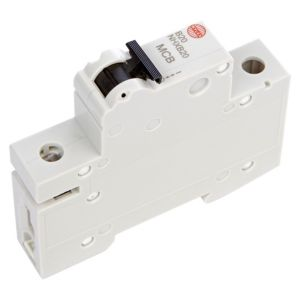 Image of Wylex 20A Miniature circuit breaker