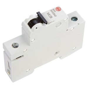 View Wylex 40A Miniature Circuit Breaker details