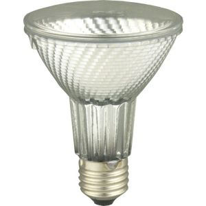 View GE Edison Screw Cap (E27) 75W Halogen PAR25 Light Bulb details