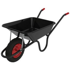 View Chillington Camden Builder's Black 85L Wheelbarrow details