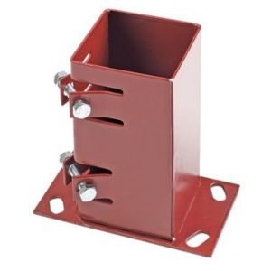 View Metpost Steel Post Support (W)75mm (D)75mm details