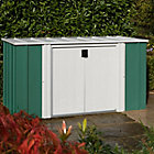 Greenvale 6X3 Pent Metal Shed