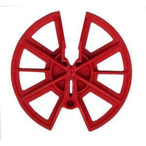 Image of Expamet Plastic Insulation retaining disc (L)0.08m Pack of 50