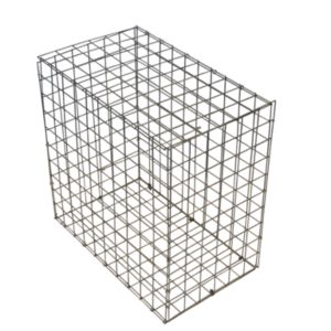 View Steel Stone Cage (W)500mm (L)500mm details