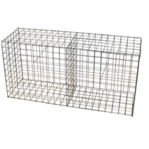 View Steel Stone Cage (W)1m (L)500mm details