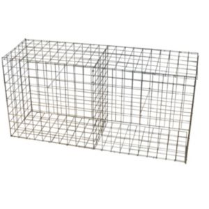 View Steel Stone Cage (W)1.5m (L)500mm details