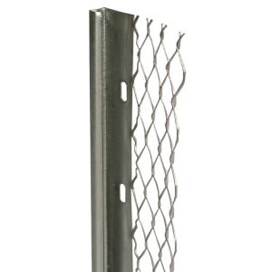 View Galvanised Steel Stop Bead (L)2400mm (W)60mm details