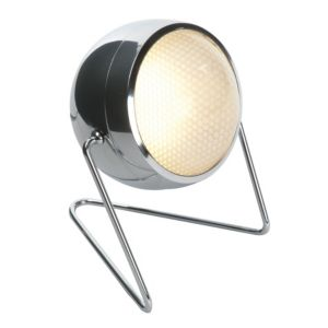 Image of Pluto Chrome Effect Table Lamp