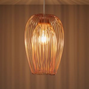 Image of Jonas Copper Wire Light shade (D)220mm