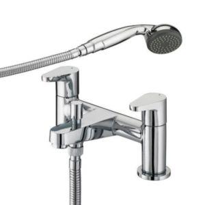 Image of Bristan Quest 2 Lever Bath shower mixer tap