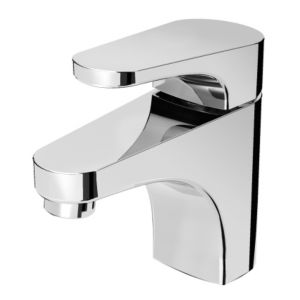 View Bristan Curve Chrome Effect Basin Mixer Tap details