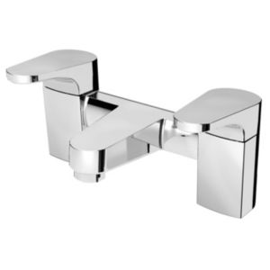 View Bristan Curve Chrome Effect Bath Tap details