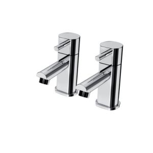 View Bristan Fame Chrome Bath Tap, Pack of 2 details