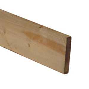 View Softwood Treated Sawn Timber (W)50mm (L) 2.4m Pack, Pack details