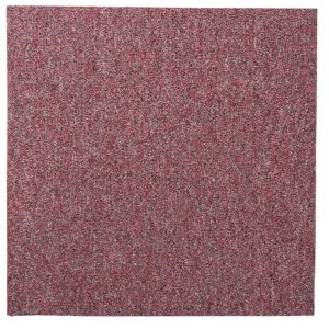 View Colours Red Mallow Carpet Tile details