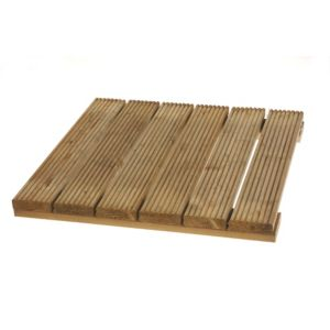 View B&Q Softwood Deck Square (W)600mm (L)600mm (T)56mm details