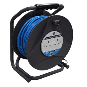 View Masterplug 13A Cable Reel (L)40m details