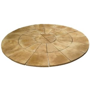View Autumn Wetherdale Circle Paving Pack (D)2.4M details