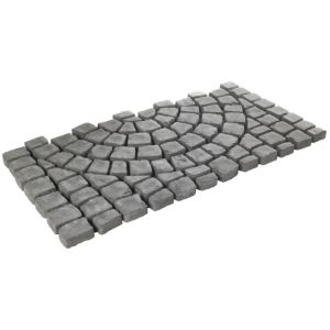View Charcoal Carpet Stone Of 1 (L)1.2m (W)600mm details