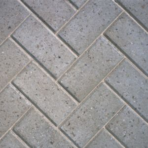 View Light Grey Driveway Block Paving (L)200mm (W)100mm, 8.08m² details
