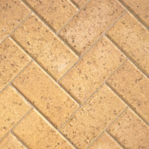 View Buff Driveway Block Paving (L)200mm (W)100mm, 8.08m² details