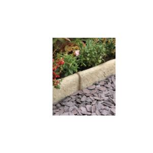 View Traditional Old Town Paving Edging Green Grey, (L)450mm (H)200mm (T)50mm Pack of 36 details