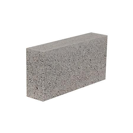 aggregate industries grey concrete dense block h 215mm w. Black Bedroom Furniture Sets. Home Design Ideas