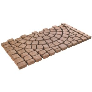 View Rustic Red Carpet Stone Of 1 (L)1.2m (W)600mm details