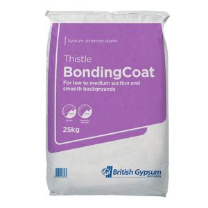 View Thistle Bonding Coat Undercoat Plaster 25kg details