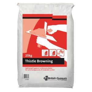 View Thistle Browning Undercoat Plaster 25kg details