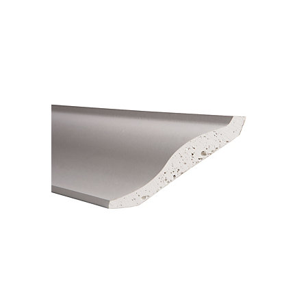 coving corner template - gyproc s profile plaster coving l 3 m departments