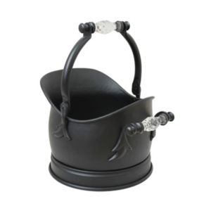 Image of Slemcka Contemporary Metal Fire bucket