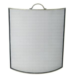 Image of 1 Slemcka Traditional Steel Fire Screen