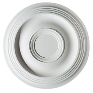 View Artex Expression White Ceiling Rose (Dia)360mm details