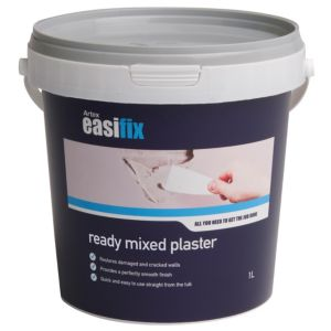 View Artex Easifix Artex Easifix Ready to Use Ready Mixed Finishing Plaster 1L details