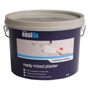 View Artex Easifix Ready Mixed Finishing Plaster details