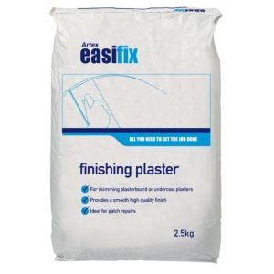 View Artex Easifix Finishing Plaster 2.5kg details