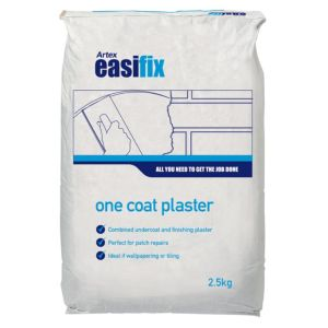 View Artex Easifix One Coat Plaster 2.5kg details
