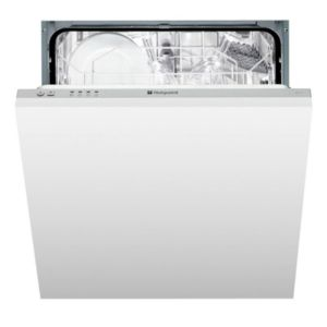 View Hotpoint LTB4M116UK Built In Dishwasher, White details