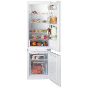 View Hotpoint HM31AAEF Integrated 598mm White Integrated Fridge Freezer details