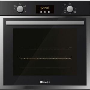 Image of Hotpoint Elegance BZ 831 C (K) Black Electric Single Oven