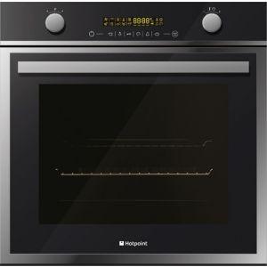 Image of Hotpoint Elegance BZ 89E1 E (K) Inox Electric Single Oven