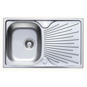 View Astracast Sunrise 1 Bowl Stainless Steel Compact Sink & Drainer details