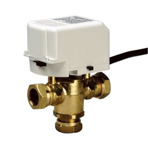 View Motorised Valves details
