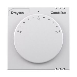 View Drayton 24028BQ Combi Room Thermostat details